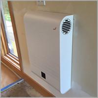 Комнатные вентиляционные установки