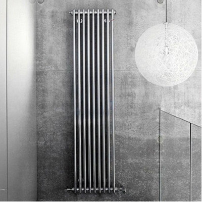 Радиатор ZEHNDER charleston 2180/4 с. (цвет Technoline), боковое подключение №1270