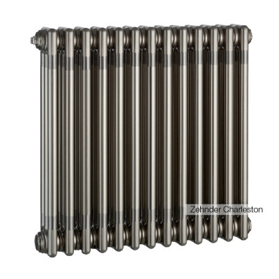 Радиатор ZEHNDER charleston 3057/18 с. (цвет Technoline), нижнее подключение V001