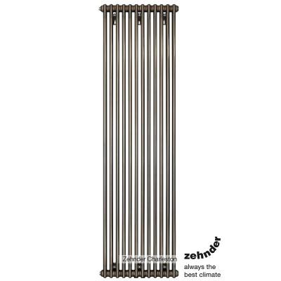 Радиатор ZEHNDER charleston 3180/12 с. (цвет Technoline), боковое подключение №1270