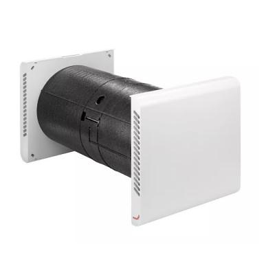 Вентиляционная установка ZEHNDER ComfoSpot 50, наружная панель из нерж. сталь
