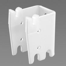Крепеж CVD 0 (10-15 мм), цвет белый RAL 9016
