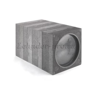 Квадратный кожух для внутристенового монтажа ZEHNDER ComfoAir 70 (268х268 мм, длина 600 мм)