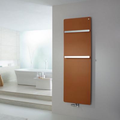 Электрический полотенцесушитель Zehnder Vitalo Bar 500х1250, цвет Special colour