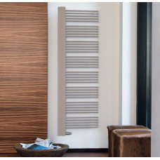 Электрический полотенцесушитель Zehnder Yucca Cover 582х1750, ТЭН слева, цвет RAL9016